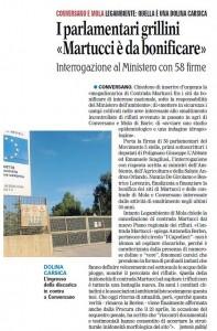 La Gazzetta del Mezzogiorno - 18.06.2013