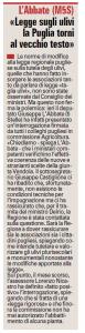 La Gazzetta del Mezzogiorno - 21.06.2013