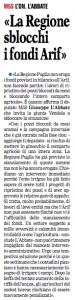 La Gazzetta del Mezzogiorno - 23.09.2013