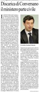 La Repubblica Bari - 18.09.2013