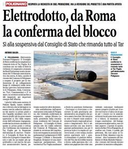 La Gazzetta del Mezzogiorno - 04.07.2014