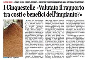 La Gazzetta del Mezzogiorno - 10.07.2014