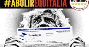 #AbolirEquitalia - Una pagina tristissima per la democrazia italiana ed un'occasione persa per un fisco più equo. Stop Equitalia