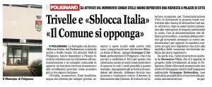 La Gazzetta del Mezzogiorno - 12.10.2014