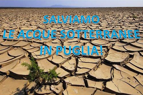 """La Giunta Vendola approva l'estensione della sanatoria dei pozzi abusivi. L'Associazione """"Alternativa Geologica"""" ed il M5S criticano la scelta della Regione"""