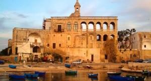 La località di San Vito a Polignano a Mare (BA) dove approderà l'elettrodotto Albania-Italia dell'Enel. L'Amministrazione Vitto deve coinvolgere la cittadinanza