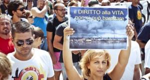 """Deputati e senatori M5S raccolgono l'invito del """"Comitato dei Cittadini e Lavoratori Liberi e Pensanti di Taranto"""" e rinnovano la richiesta al Ministro Orlando di una visita all ILVA"""