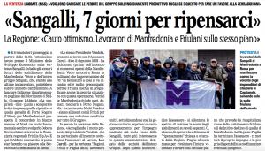 La Gazzetta del Mezzogiorno - 29.01.2015