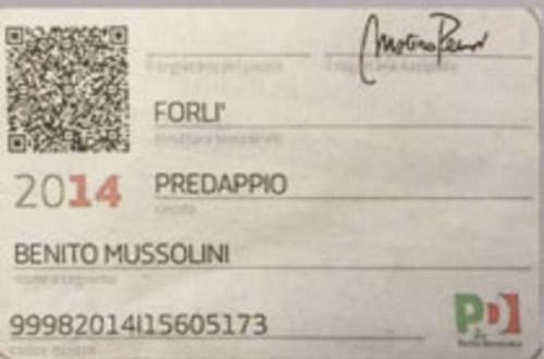 Inizia la campagna elettorale per le elezioni regionali in Puglia nel 2015, col classico stile PD