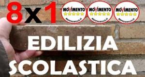 Gli Attivisti M5S della Provincia di Bari chiedono alle Amministrazioni di presentare la domanda di richiesta dei finanziamenti per l'8x1000 alle scuole