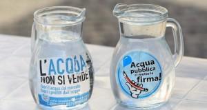 La Regione spaccia le cosiddette utenze deboli per remunerazione del capitale e l'acqua continua a non essere pubblica in Puglia