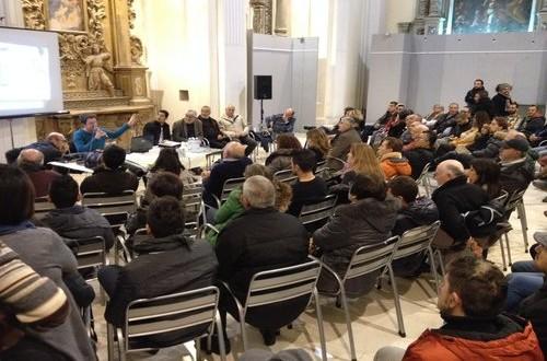 Grande successo per l'evento organizzato dal M5S a Conversano sulla megadiscarica di contrada Martucci