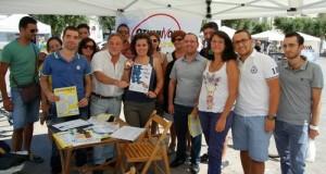 """Intervista a """"La Voce del Paese"""" ed. Polignano del 16.01.2014"""