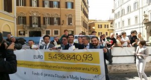 I parlamentari pugliesi M5S hanno restituito 635.362,67 euro. Nell'ultimo trimestre, altri 110 mila euro al Fondo per le PMI