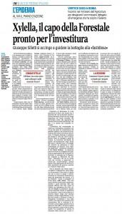 La Gazzetta del Mezzogiorno - Ed. Lecce - 12.02.2015