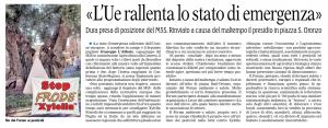 La Gazzetta del Mezzogiorno - 23.02.2015