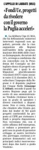 La Gazzetta del Mezzogiorno - 27.02.2015