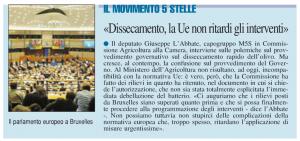 Il Nuovo Quotidiano di Puglia - 22.02.2015
