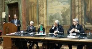 """Si è tenuta oggi, presso la sede Confagricoltura, la presentazione dell'associazione italo-tedesca """"italian sounding"""" sul fenomeno almenoin Unione europea"""