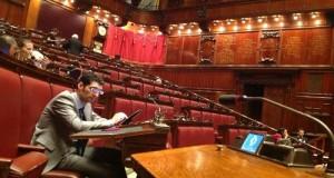 È incredibile quello che sta accadendo in Aula, la deriva antidemocratica di Matteo Renzi, ma la cosa più incredibile è che nessuno ne parli