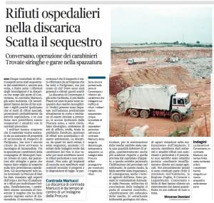 Il Corriere del Mezzogiorno - 18.04.2015