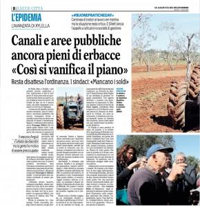 La Gazzetta del Mezzogiorno - 17.04.2015