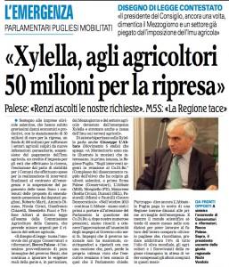 La Gazzetta del Mezzogiorno - 04.06.2015