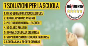 Il 19 maggio si terrà un sit-in, senza colore politico, per far sentire la voce degli italiani contrari alla riforma Renzi che svilisce la scuola pubblica