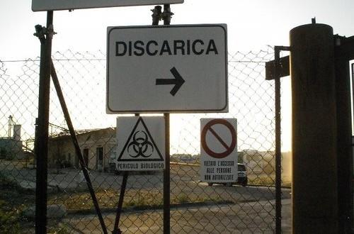 Il sequestro della discarica di Autigno (Brindisi) è l'ulteriore dimostrazione di una mancata visione della Puglia. Dov'è la Strategia Rifiuti Zero?