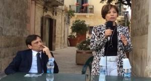 Gli uffici regionali dell'agricoltura della Regione Puglia impegnati nella campagna elettorale alle elezioni regionali a sostegno della candidata Fiore