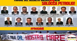 Il Governo rilascia 9 autorizzazioni per la ricerca di idrocarburi nei mari pugliesi. Il M5S chiede l'immediato ricorso al TAR da parte della Regione Puglia
