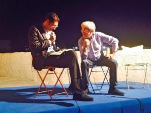 """""""Sanders"""" - Presentazione del libro del Prof. Groia - Libro Possibile 2015 - Polignano (BA)"""