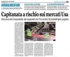 La Gazzetta del Mezzogiorno - 04.08.2015