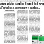 Il Quotidiano di Bari - 17.07.2015