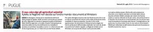Il Corriere del Mezzogiorno - 28.07.2015