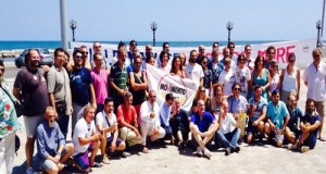 """Partirà da Bari il tour """"Giù le mani dal nostro mare"""" per dire no alle trivellazioni. Protagoniste Puglia, Basilicata, Calabria e Sicilia"""