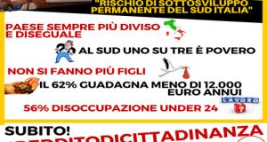 """Intervista a """"La Voce del Paese"""", edizione Polignano, del 22.07.2015 sui dati della presunta """"ripresa"""", puntualmente smentiti e sul M5S pronto al Governo"""