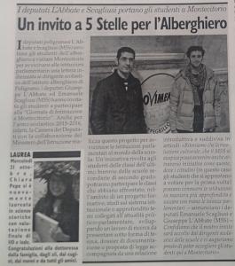 Settimanale FAX - Edizione Polignano - 24.10.2015