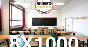 A breve, grazie al fiato sul collo del M5S, sarà resa nota la ripartizione dei fondi dell'8x1000 da destinare all'edilizia scolastica. Ben 7 milioni di euro