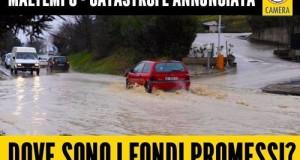 Il Governo dalle idee confuse non deve far morire la legge sul consumo di suolo come l'ennesima slide di Matteo Renzi