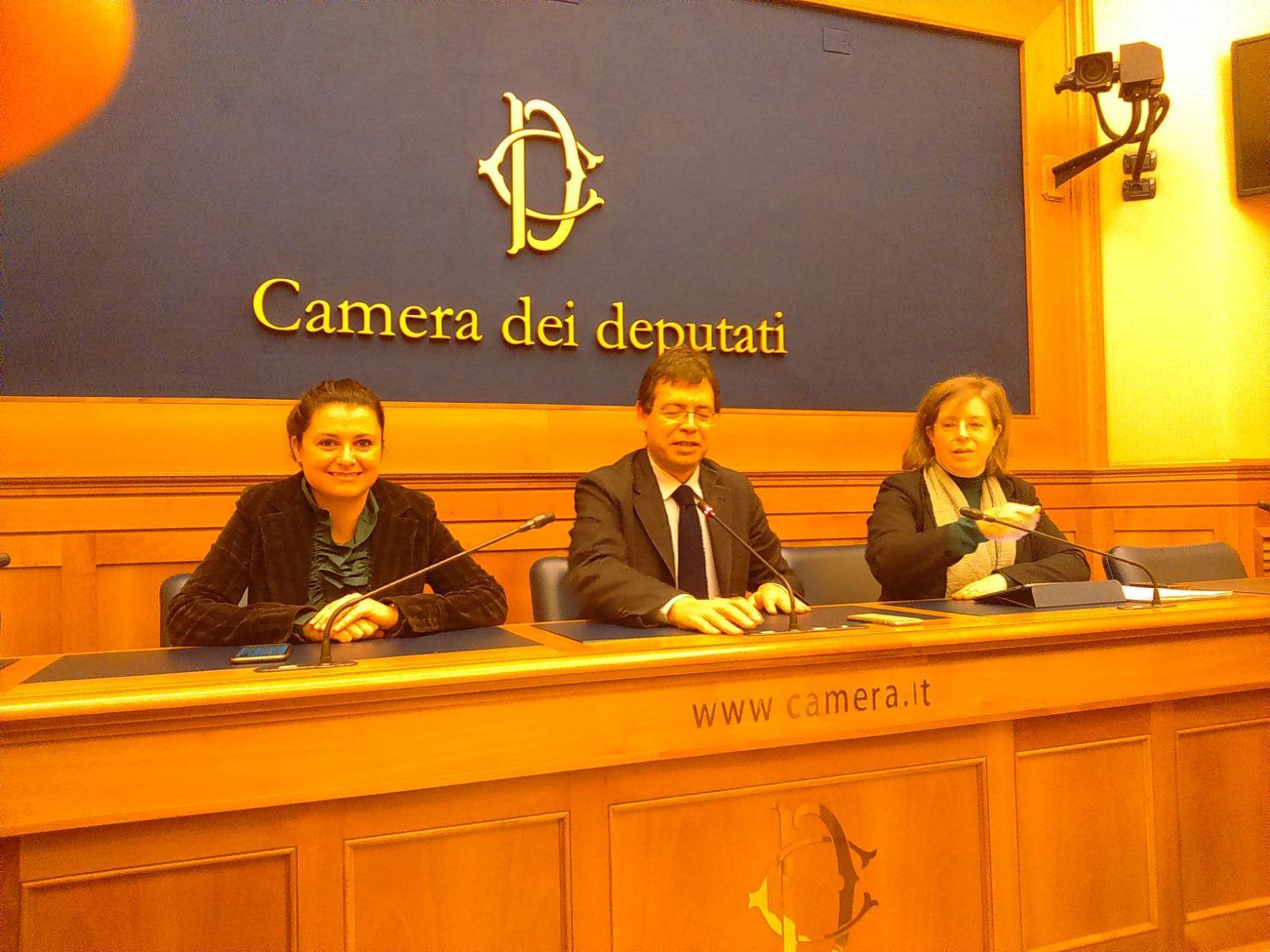 Conferenza Stampa Canapa 19.11.2015 Camera dei Deputati