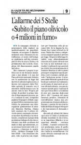La Gazzetta del Mezzogiorno - 18.11.2015