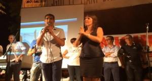 """Dopo la manifestazione """"Giù le mani dal nostro mare"""", il M5S prepara i referendum per coinvolgere le altre Regioni contro le trivellazioni"""