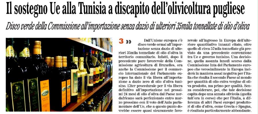 Il Quotidiano di Bari - 27.01.2016