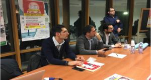 """Successo per l'evento organizzato dagli Attivisti M5S di Polignano sulla """"Buona"""" Scuola di Renzi con il parlamentare Gianluca Vacca"""