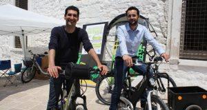 Con gli Attivisti M5S di Polignano R-Evolution, una intera giornata dedicata alla mobilità sostenibile con la collaborazione di ANVEL