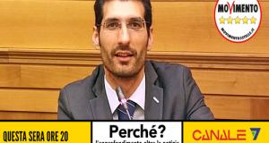 """Puntata del programma """"Perché?"""" condotto dal direttore di Canale 7 Gianni Tanzariello e andato in onda il 9 dicembre 2016 dove abbiamo parlato di referendum"""