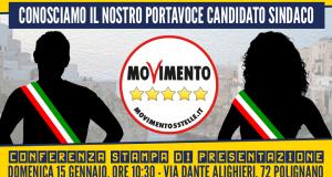 Si terrà domenica mattina la presentazione del portavoce che gli Attivisti di Polignano R-Evolution indicheranno come candidato Sindaco