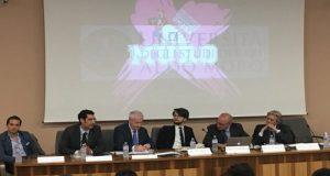 Convegno presso Giurisprudenza all'Ateneo di Bari organizzato dall'associazione studentesca Muro sulla Riforma Costituzionale