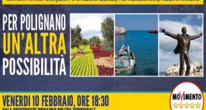 Si terrà il 10 febbraio il convegno M5S sulle 15 milioni di opportunità per il turismo e l'agricoltura del GAL a Polignano